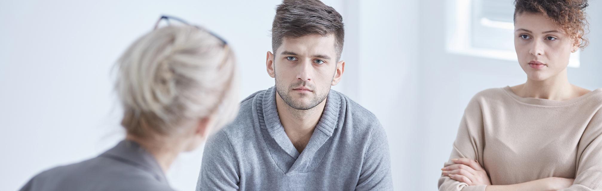 Sample of psychologist mediating